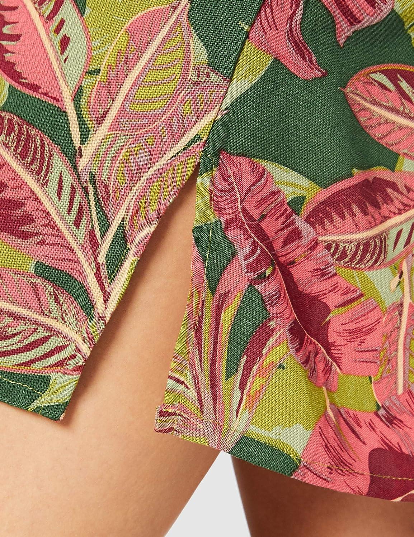 womensecret Camisola Corta Estampado Tropical