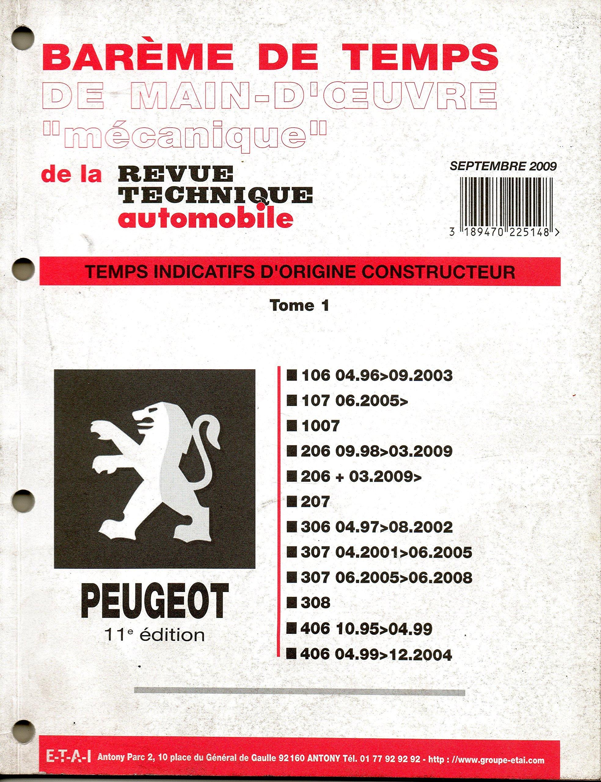 PEUGEOT TÉLÉCHARGER PDF GRATUITEMENT REVUE 1007 TECHNIQUE