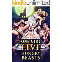 One Girl Five Hungry Beasts (English Edition)