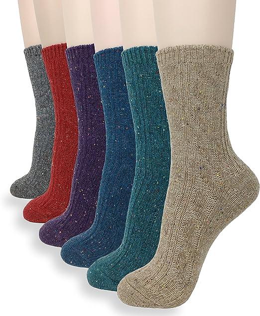 Women and Mens Warm Winter Christmas Socks size 4-6