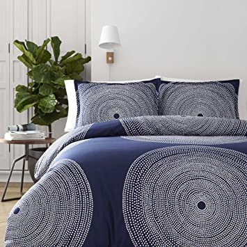 navy and white duvet cover uk linen nz set twin south africa