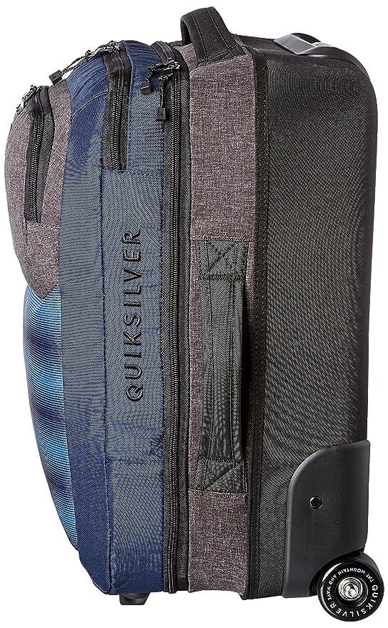 38481c90827 Amazon.com  Quiksilver Men s Horizon Luggage Roller Bag