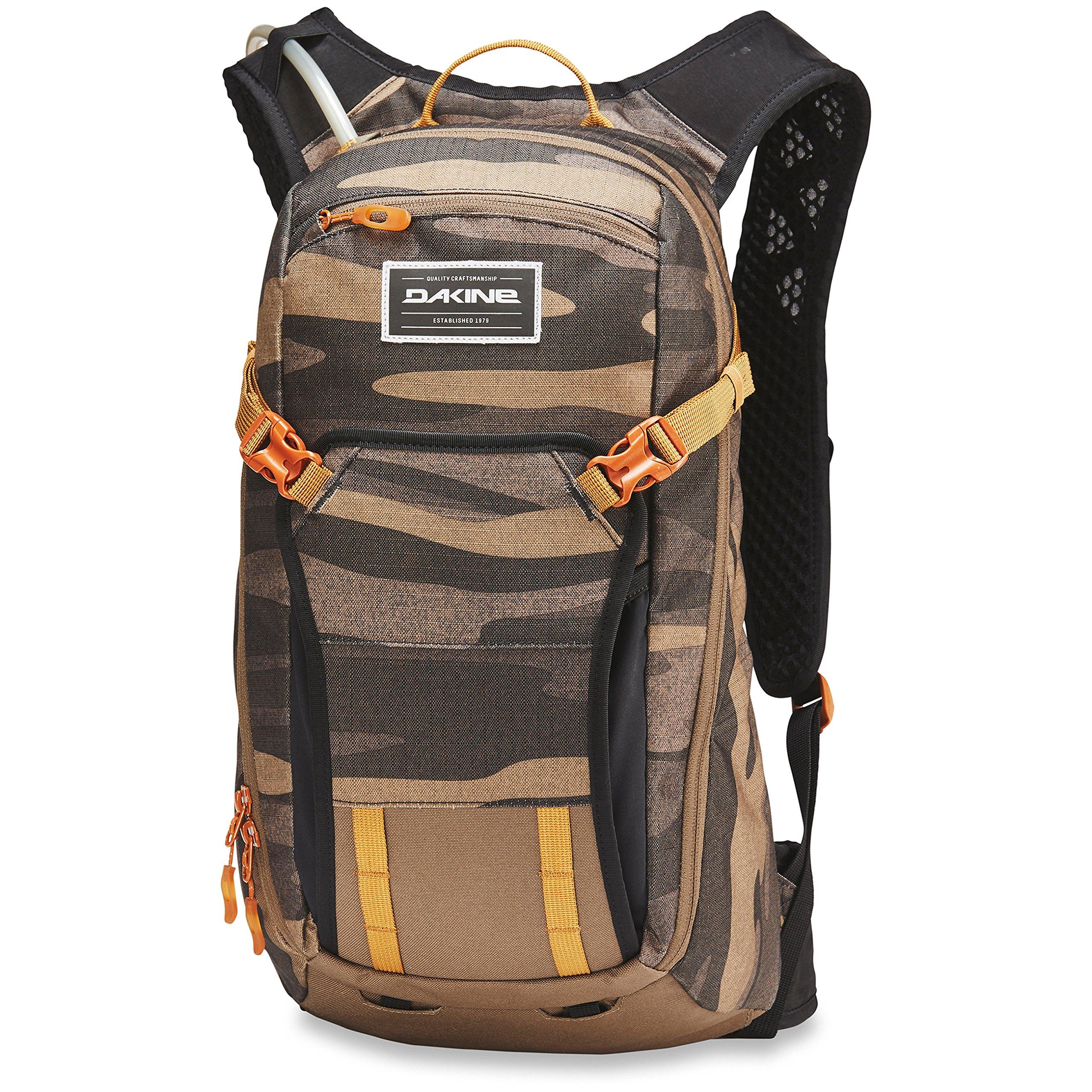 Dakine Men's Drafter 10L Bike Hydration Backpack, Field Camo, One Size