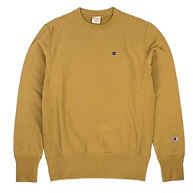 Champion Reverse Weave Crewneck Sweatshirt, Sudadera para Hombre: Amazon.es: Ropa y accesorios