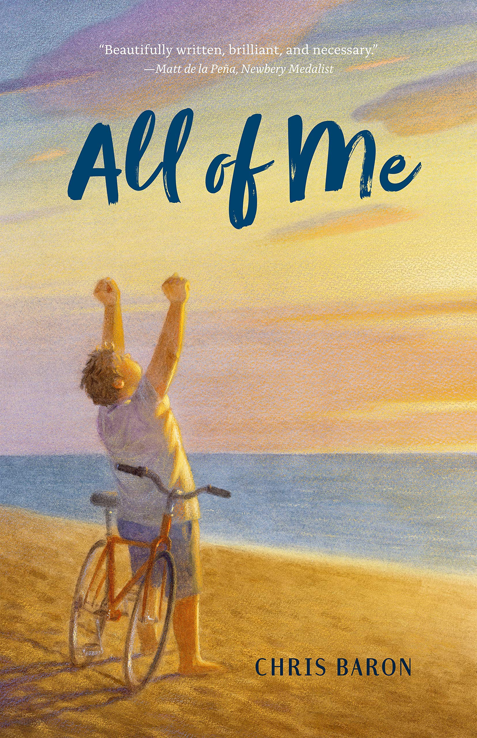 Amazon.com: All of Me (9781250305985): Baron, Chris: Books