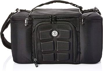6 Pack Fitness Innovator 300 Stealth Meal Management Bag