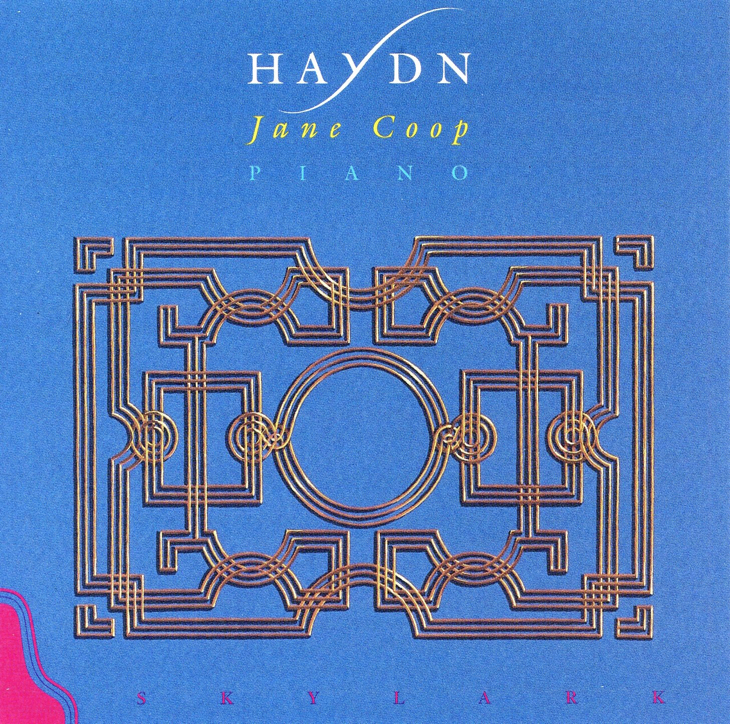Haydn: Piano Sonatas by Jane Coop