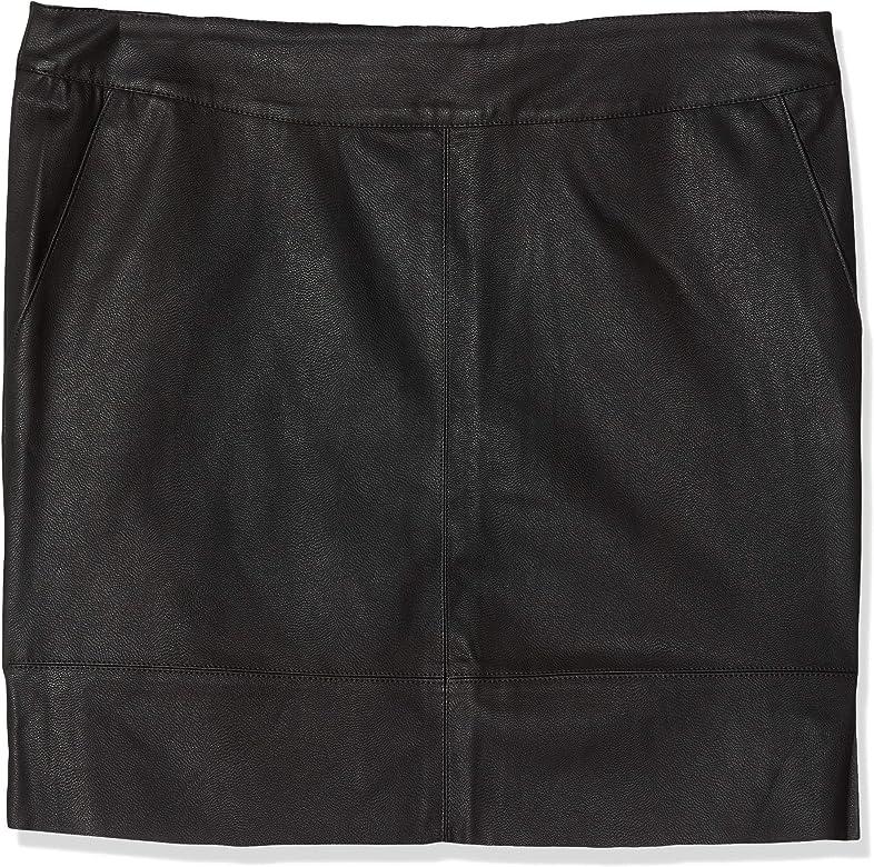 Only 15164809 Falda, Negro (Black Black), XX-Large para Mujer ...