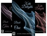 img - for Xcite Delights Collection (3 Book Series) book / textbook / text book