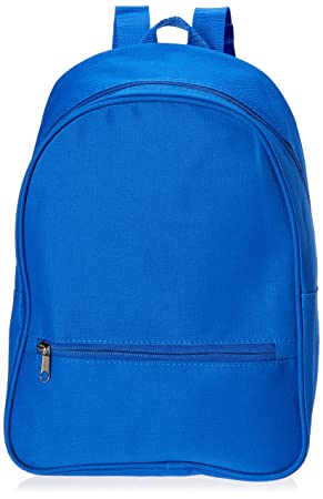 4fd111369b49 School Smart Youth Backpack with Inside Pocket and Small Front ...