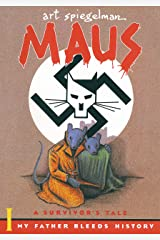 Maus I: A Survivor's Tale: My Father Bleeds History: 01 (Pantheon Graphic Library) Paperback