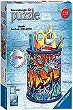 Ravensburger graffiti portamatite, 54PC 3D Jigsaw puzzle