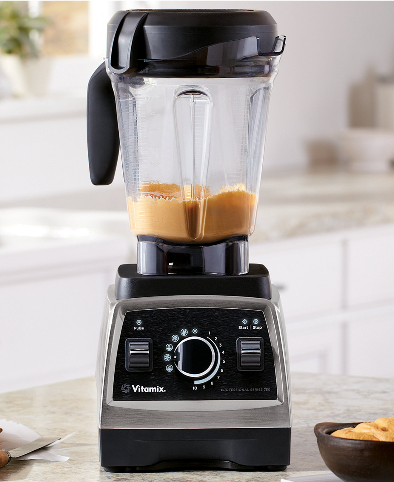Vitamix Professional Series 750 Blender - Electrics - Kitchen - Macy's Bridal and Wedding Registry