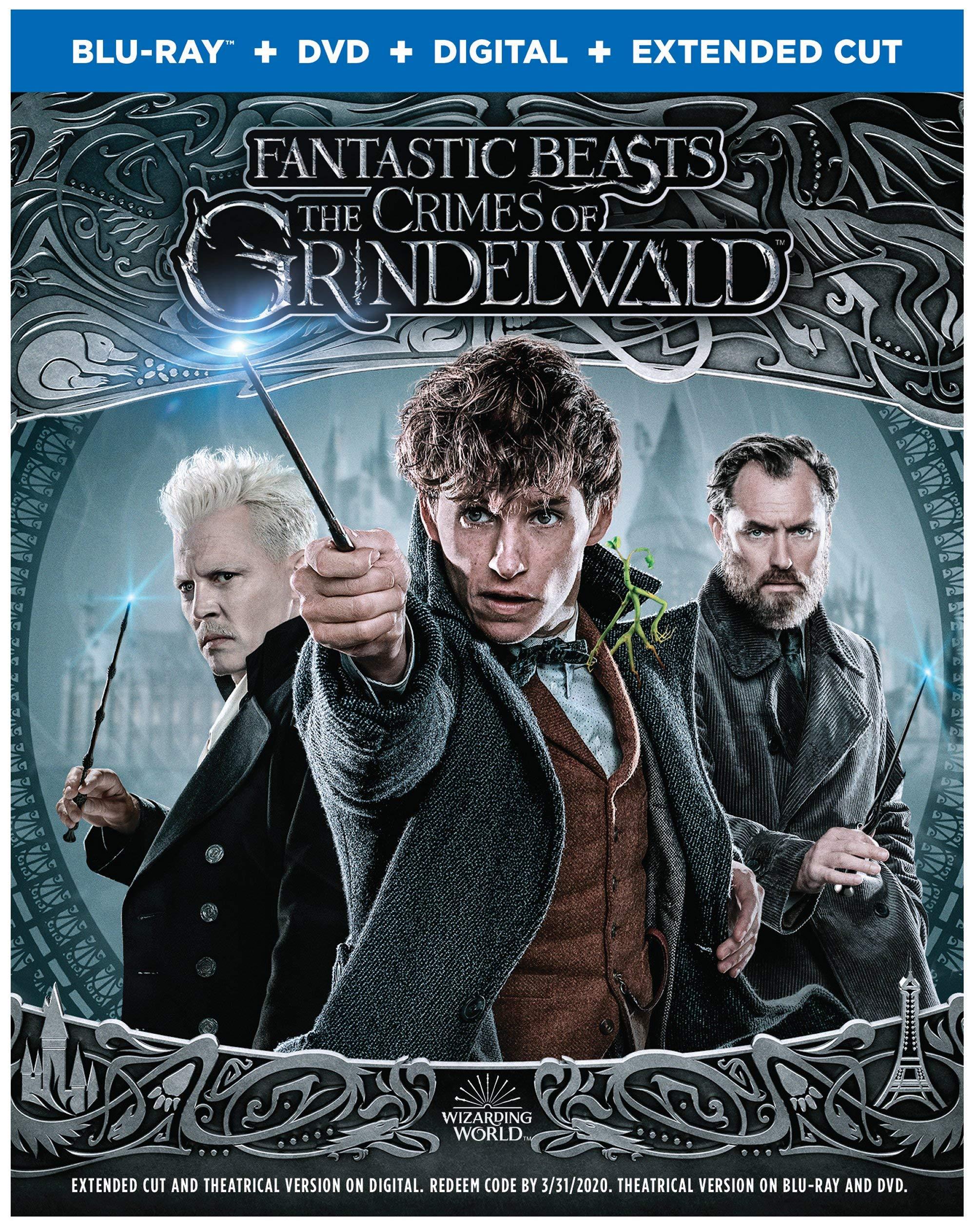 Фантастические твари: Преступления Грин-де-Вальда / Fantastic Beasts: The C...