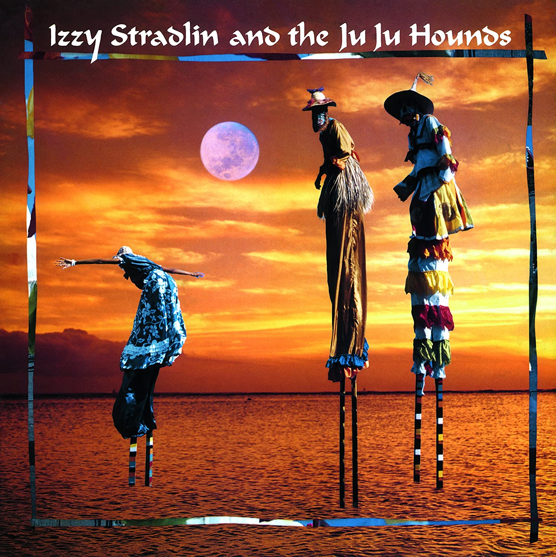Izzy Stradlin and the Ju Ju Hounds [180 gm black vinyl]: Amazon.co.uk: Music