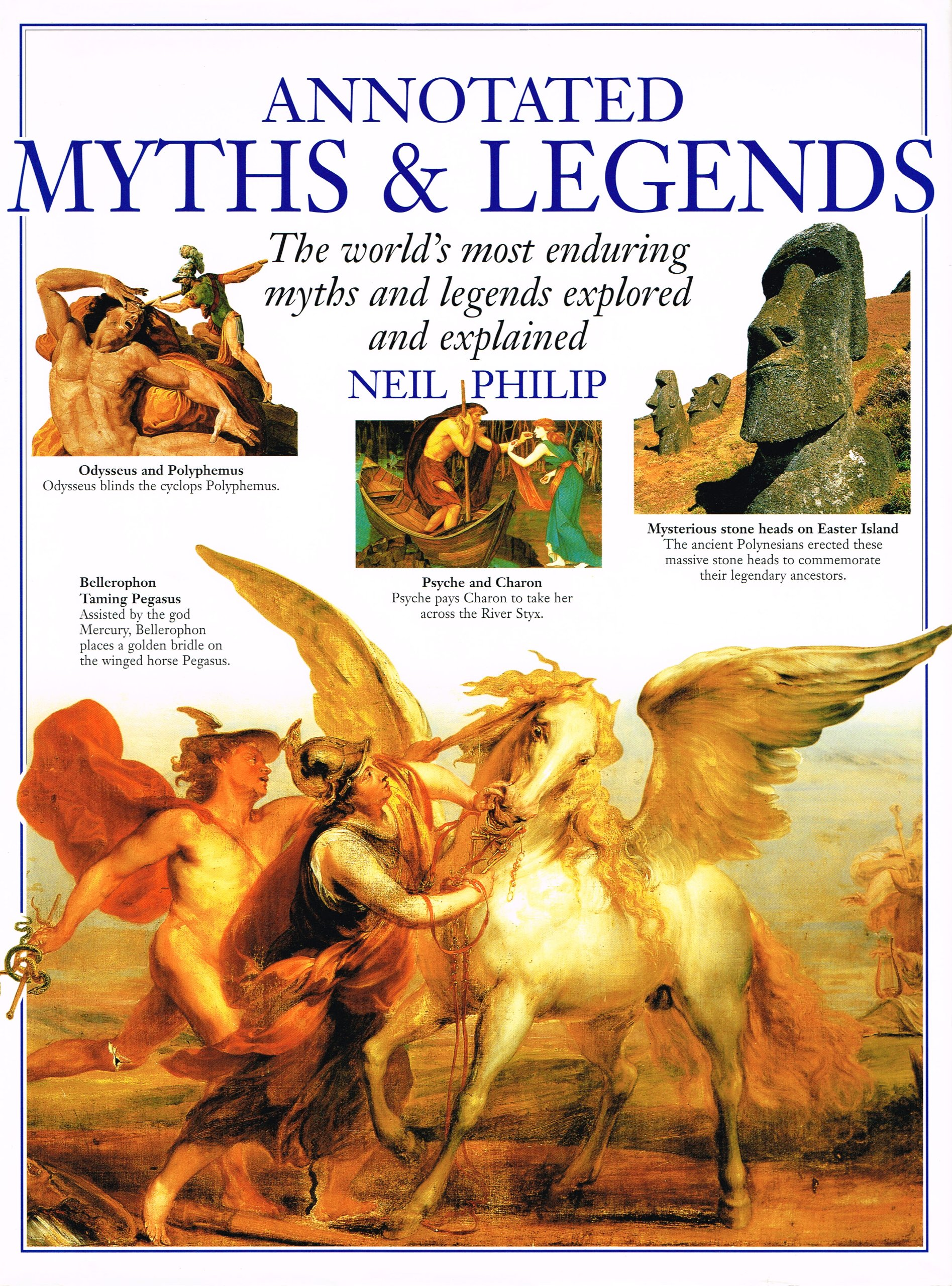 Annotated Myths and Legends (Annotated Guides) ebook