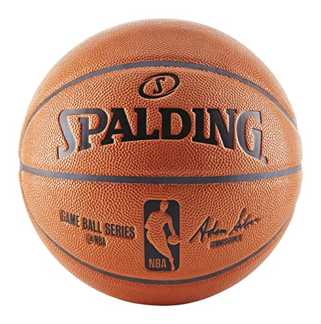 Spalding NBA Replica Indoor Outdoor Game Ball 381db1882