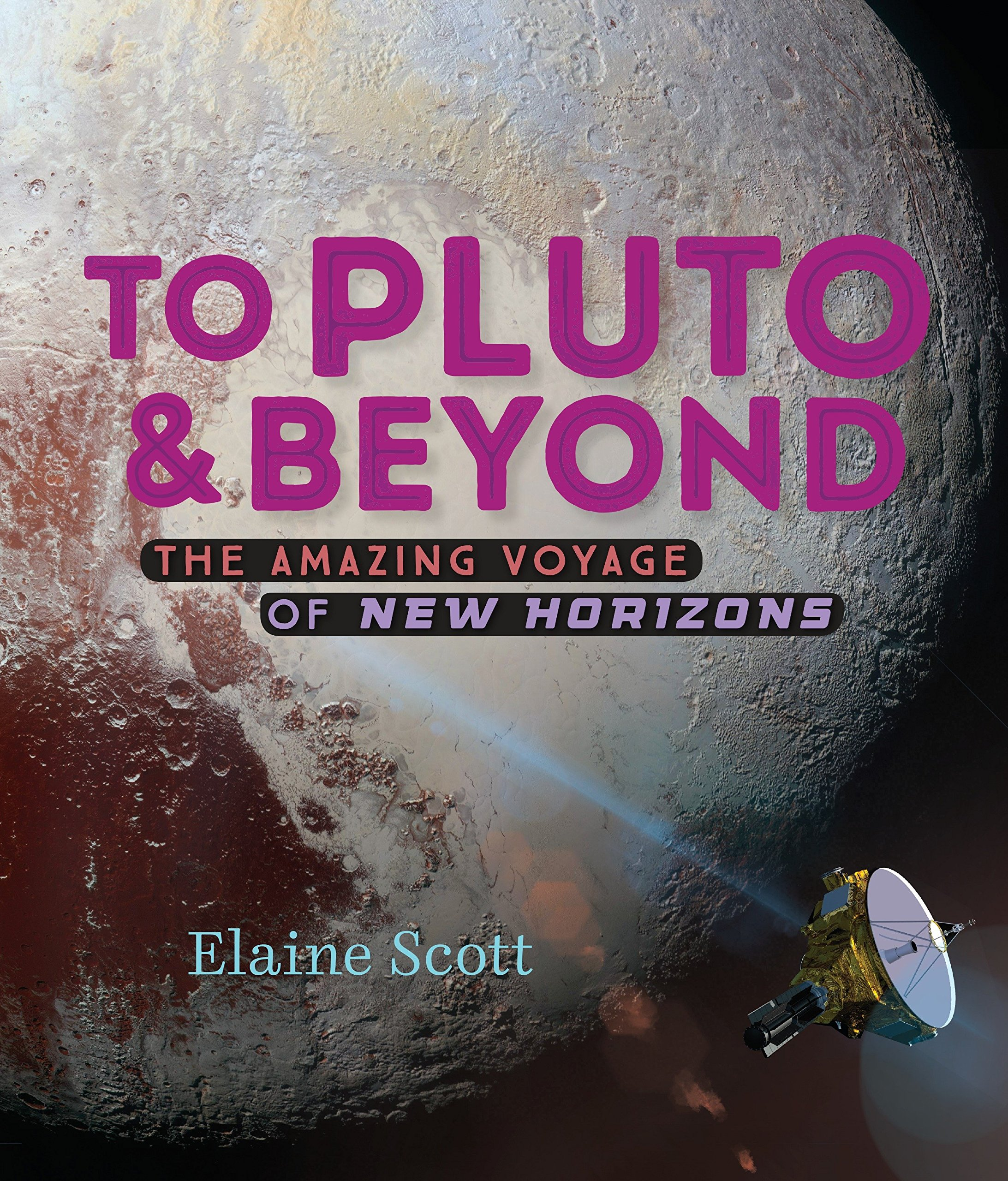 Image result for to pluto and beyond book
