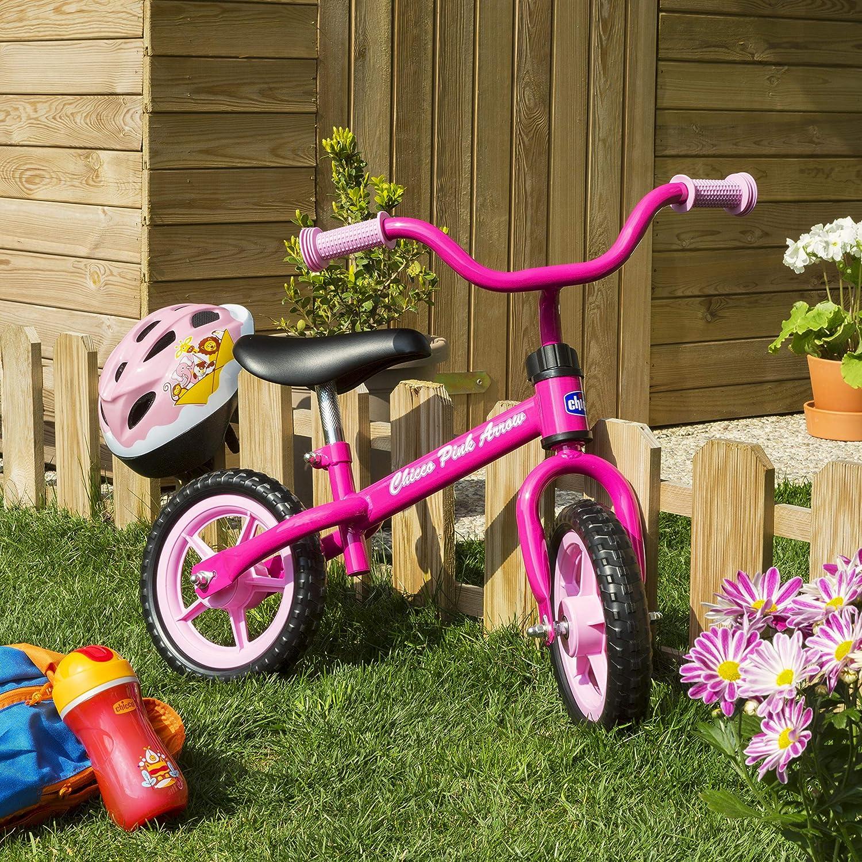 Bicicleta Infantil Mi Primera Bicicleta Rosa