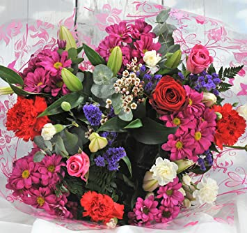 Fresh Luxury Flowers Delivered FREE Next Day Delivery in 1hr