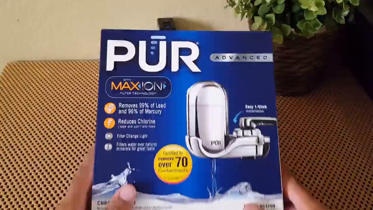 Amazon.com: Customer reviews: PUR Advanced Faucet Water Filter ...