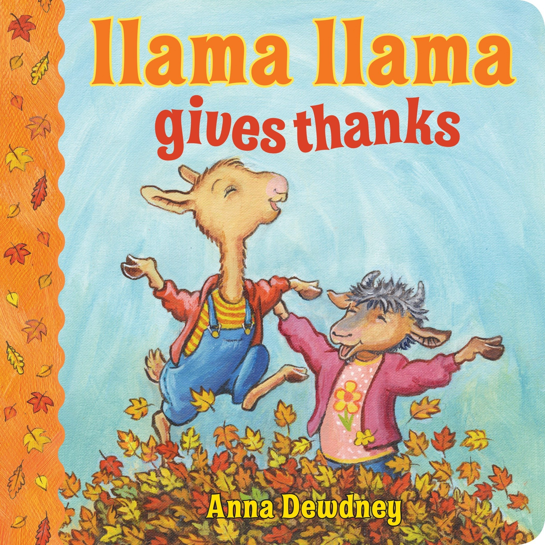 Download Llama Llama Gives Thanks PDF