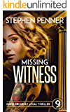 Missing Witness: David Brunelle Legal Thriller #9 (David Brunelle Legal Thrillers)