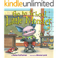 Go to School, Little Monster (English Edition)