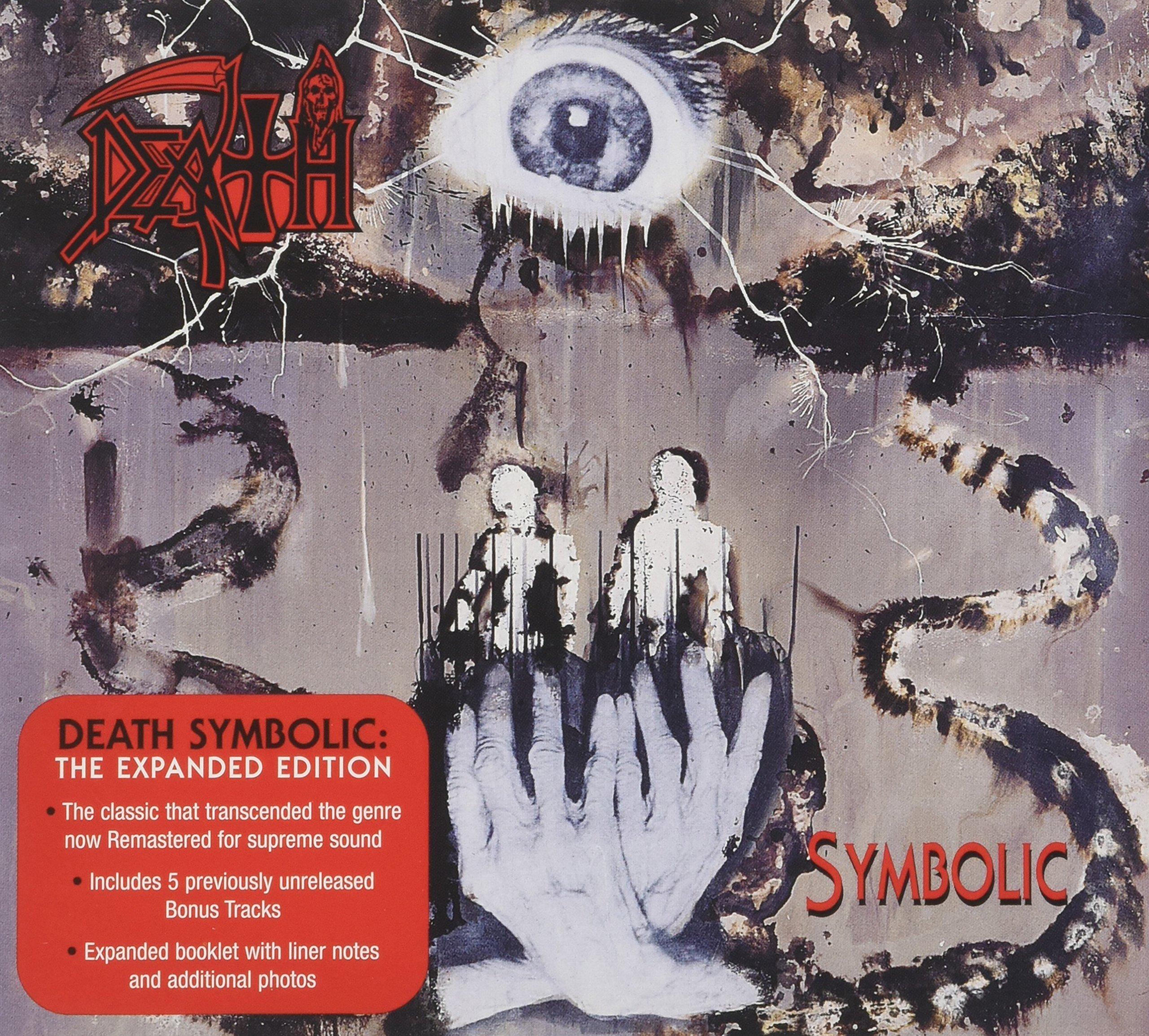 CD : Death - Symbolic (Bonus Tracks, Remastered)