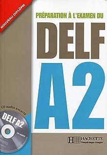 Delf A2 Livre de LEleve + CD Audio (French Edition)
