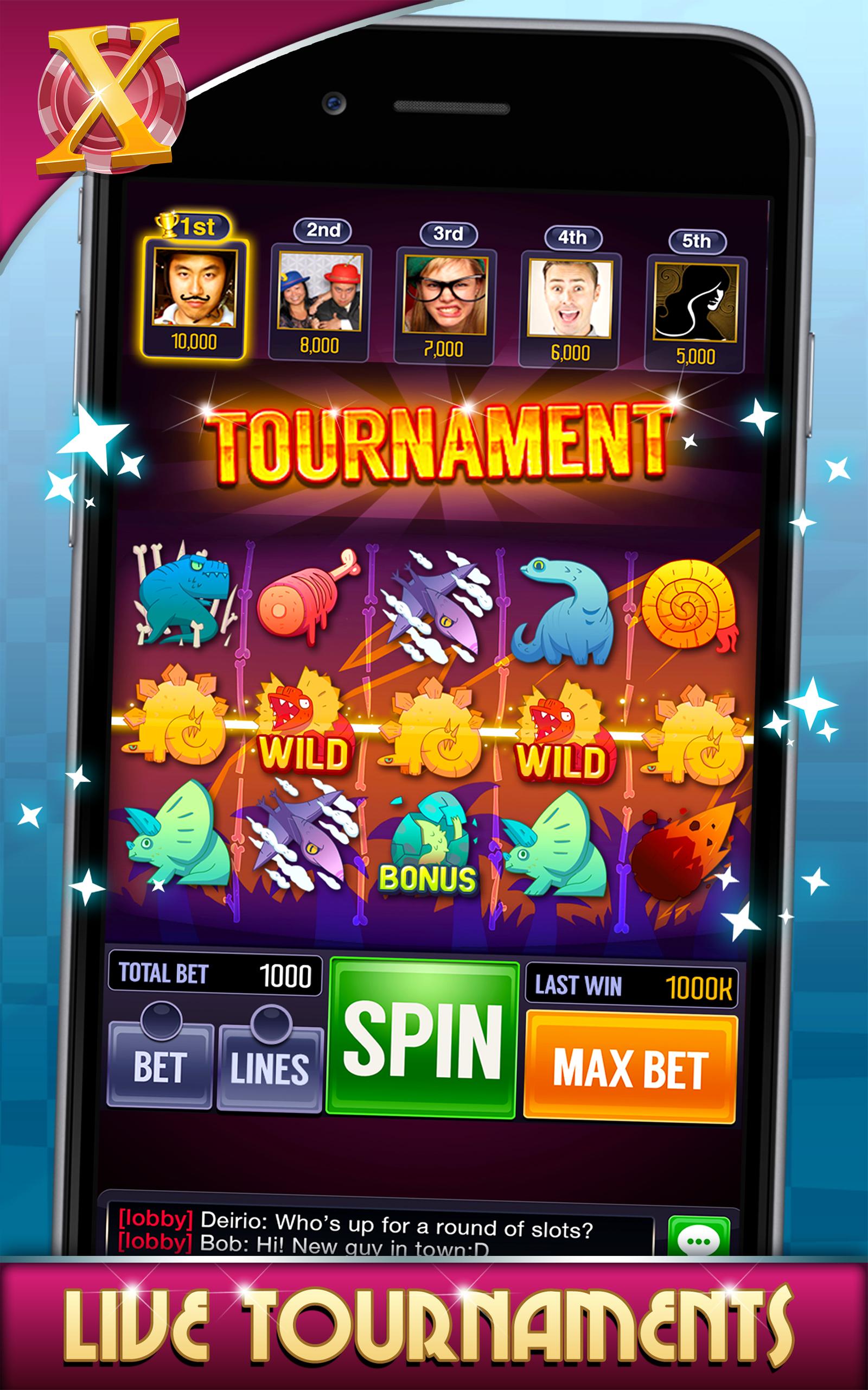 Casino X Slots