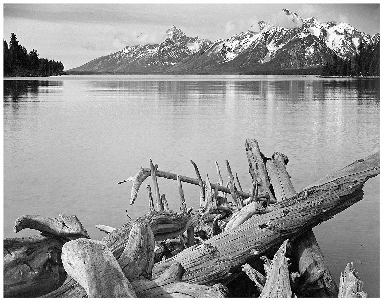 Amazon com artdash ansel adams by studios iconic black x14 print photographs
