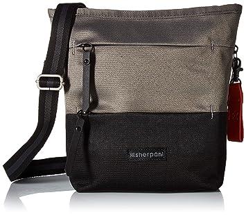 1f12fb914 Amazon.com: Sherpani Women's RFID Sadie Crossbody Bag Cross Body, Flint,  One Size: Sherpani