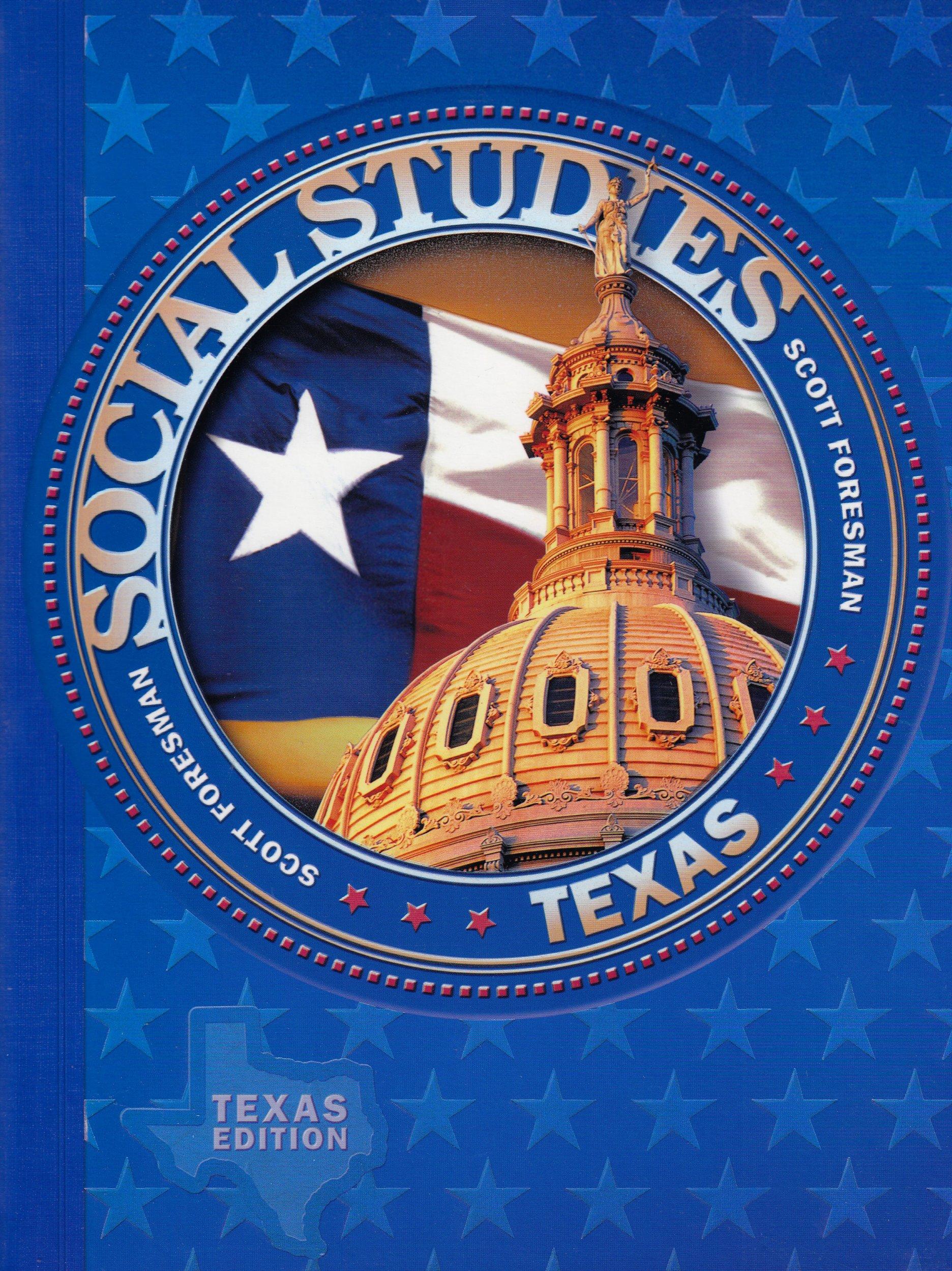 Amazon.com: Scott Foresman Social Studies: Texas Edition ...