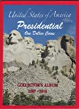 U.S. Presidential Coin Album Folder 2007 - 2016 (No Coins)