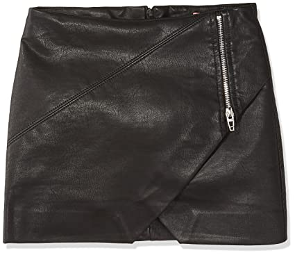 20dce861d3 [BLANKNYC] Big Girl's Vegan Leather Skirt Skirt, Take My Numbers, ...