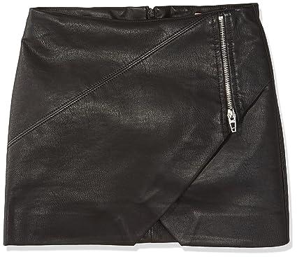 c27a8b6abd [BLANKNYC] Big Girl's Vegan Leather Skirt Skirt, Take My Numbers, ...