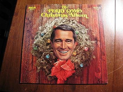 Perry Como Christmas.The Perry Como Christmas Album Original Recording Reissued