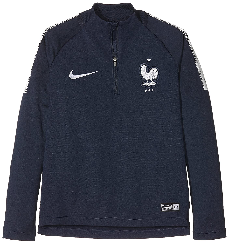 Nike 893704 – 451 High-Fußball Langarm Kinder