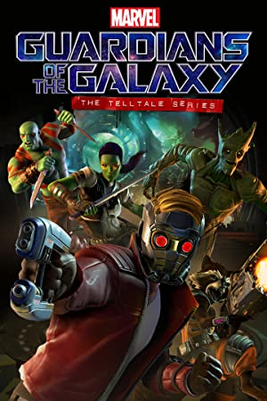 Marvel's Guardians of the Galaxy: The Telltale Series [Online Game Code]