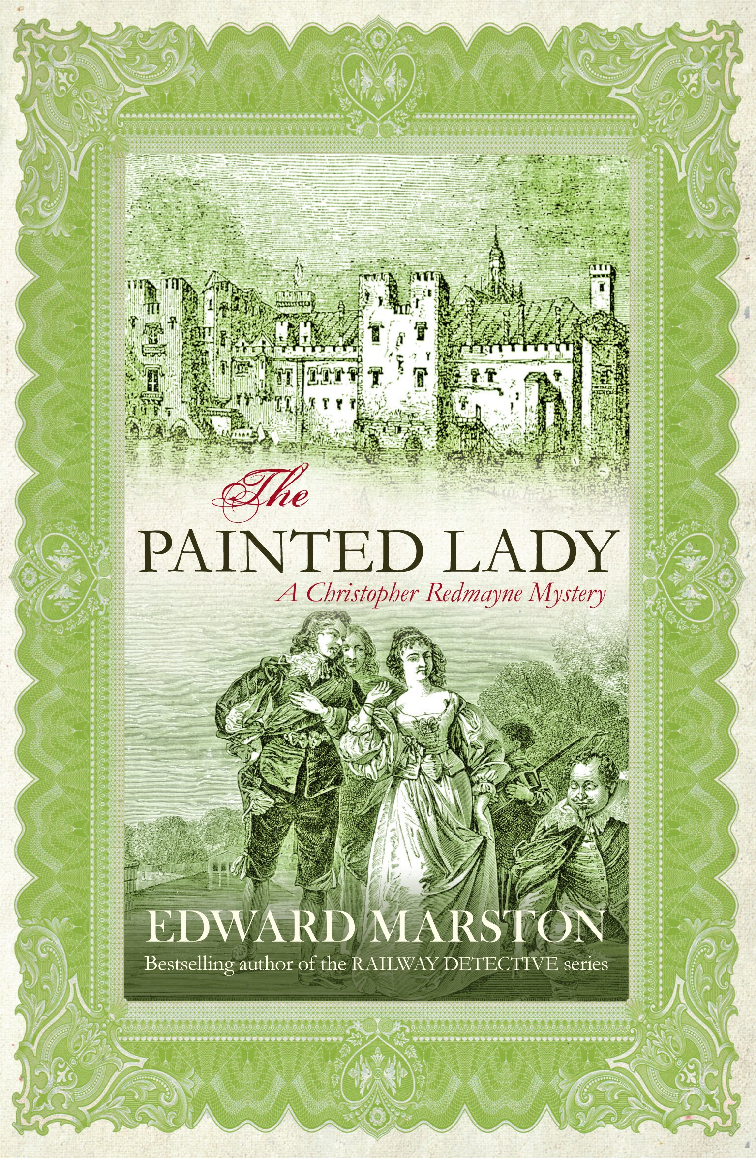Download The Painted Lady (Christopher Redmayne) pdf epub