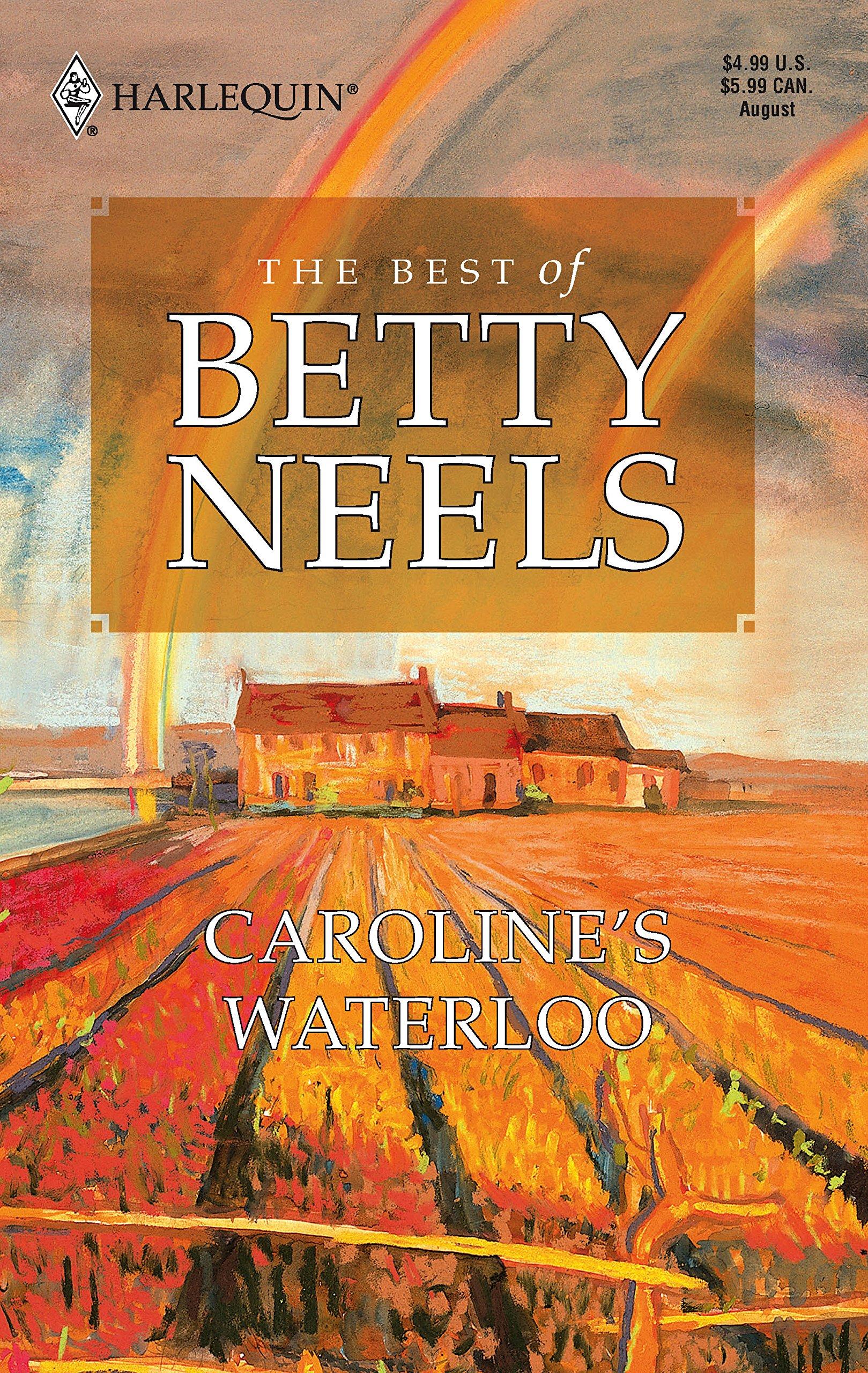 Caroline's Waterloo (Best of Betty Neels) PDF