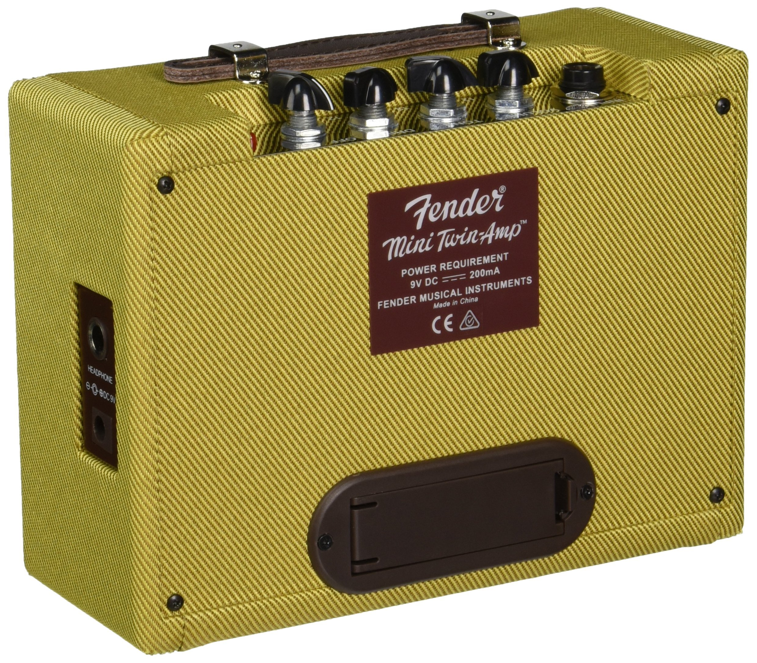 Fender Mini '57 Twin-Amp - Electric Guitar Amp by Fender