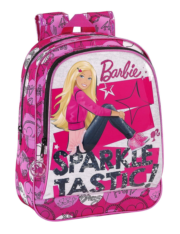 Barbie - Mochila infantil adaptable, 26 x 34 cm (Safta 611510185): Amazon.es: Equipaje