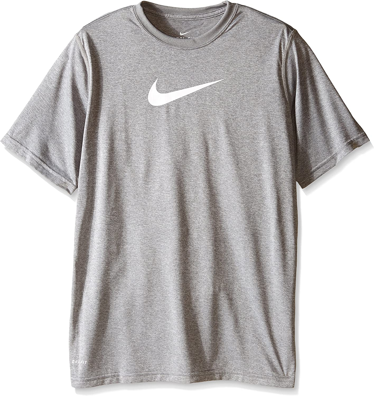 Nike Dry Big Kids Boys Training T-shirt
