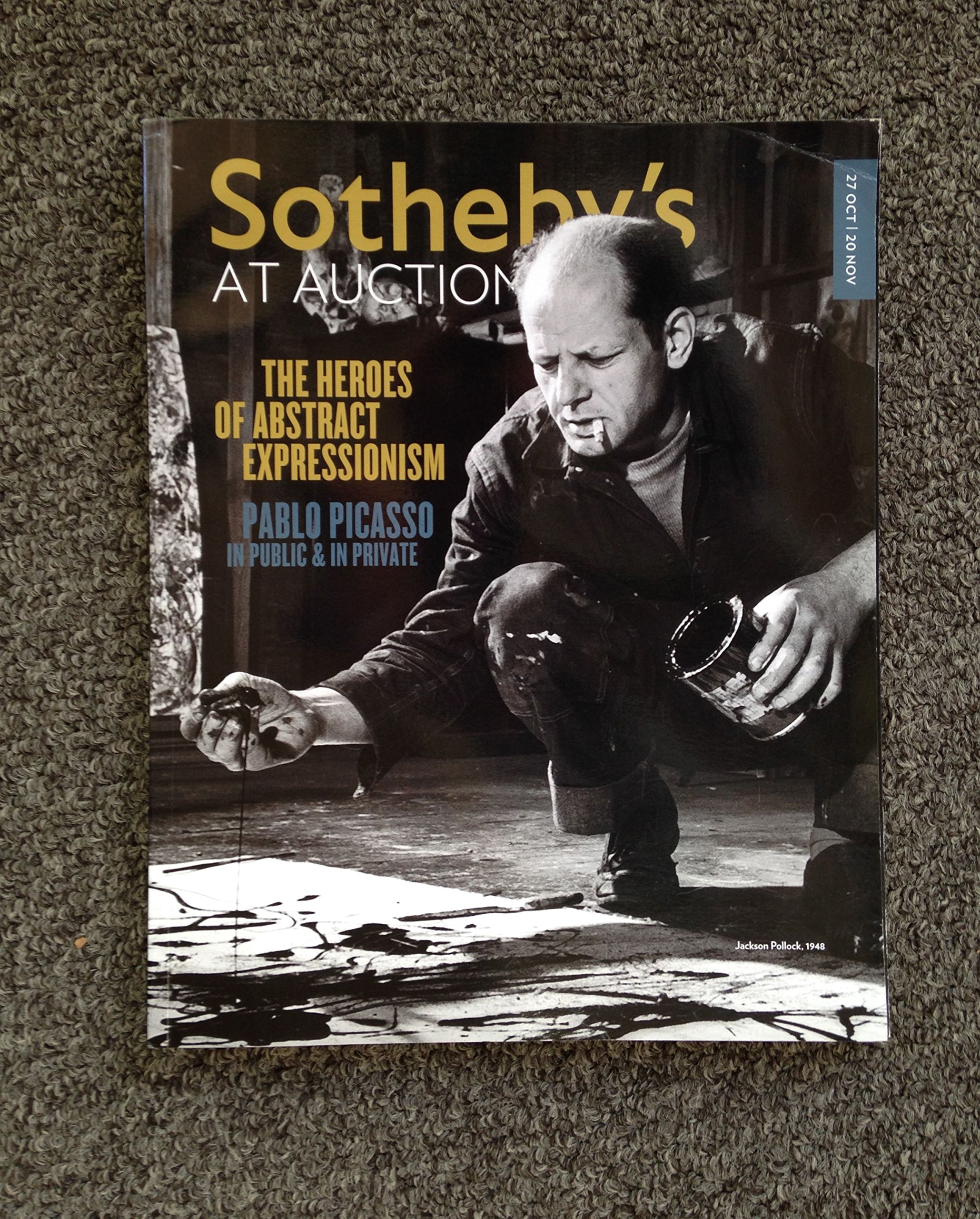 Sotheby's At Auction: Worldwide Highlights, Volume 3 Issue 7, 27 October-20 November 2012 pdf