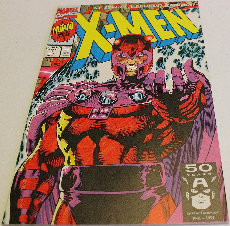Amazon Com X Men 1st Issue A Legend Reborn Everything Else