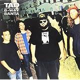 8-Way Santa (Deluxe/Blue Red Splatter Vinyl)