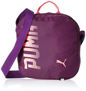 9b6319f6e7c3 Puma Polyester 17 cms Pickled Beet Messenger Bag (7471707)  Amazon.in  Bags