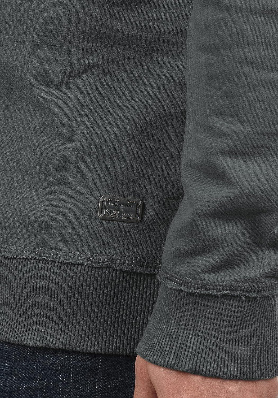 BLEND Barnabas Jersey Sudadera Su/éter para Hombre con Cuello Redondo De 100/% algod/ón